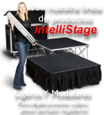 intellistage staging