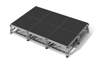 Intelistage portable stage